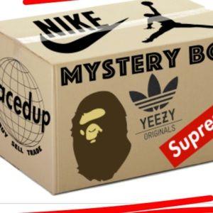 A hype beast mystery box